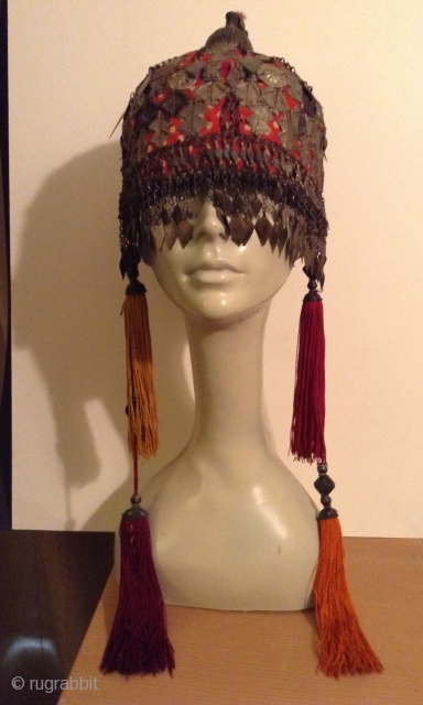 Middle Eastern Hat. I am not sure which country this is from.  Excellent condition.