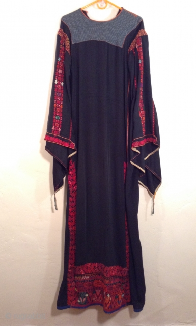 This Is A Palestinian Dress Stemming From The 1930s It