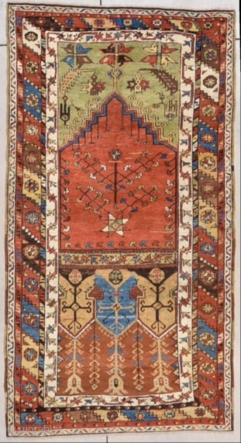 #7465 Konya Ladik