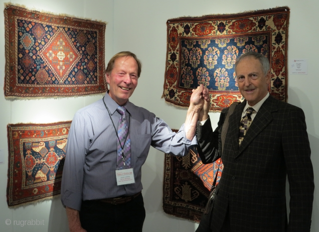 http://www.rugrabbit.com/content/sf-tribal-arts-2017          Rug and textile highlights from the San Francisco Tribal and Textile Art Show, 2017 including 'Artful Weaving' a sale exhibition of pieces from private collections by  ...