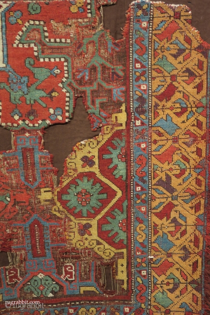 Islamic week in London April, 2018. Some rug and textile highlights from the London auction houses including Sotheby's 2nd installment of pieces from the Christopher Alexander Collection. More images from Sotheby's, Christie's  ...