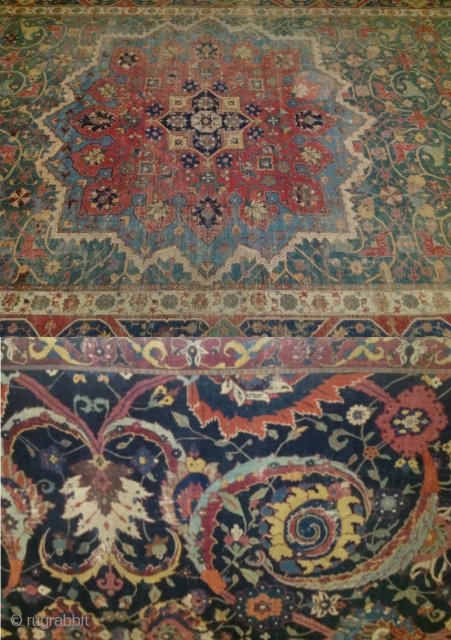 Some rug & textile highlights from the Gulbenkian Museum, Rugrabbit.com contributor, George Fine shares some images from his recent trip to Lisbon, Portugal. Enjoy!  http://www.rugrabbit.com/content/gulbenkian-museum-lisbon