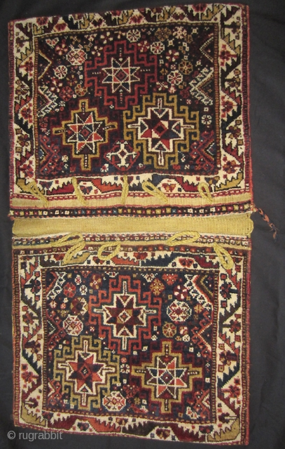 Gashgay saddle bag 50 x 89 cm.