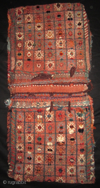 Gashgay small saddle bag 34 x 74 cm all over.