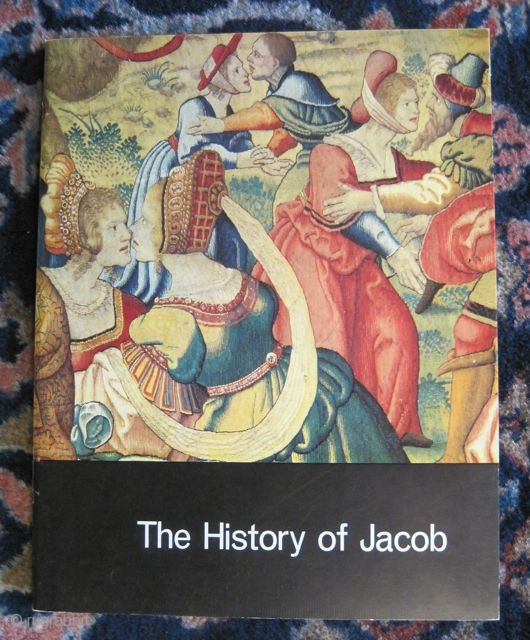 The story of Jacob. Tapestry catalogue