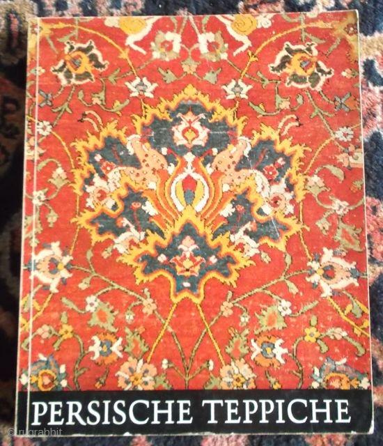 Persische Teppiche, Katalog des: Museum für Kunst und Gewerbe Hamburg, Museum für Kunsthandwerk, Frankfurt a. M, 1971