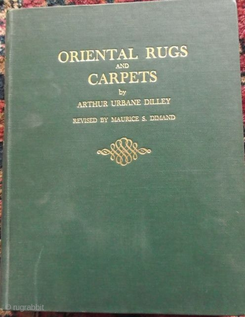 Dilley: Oriental Rugs & Carpets