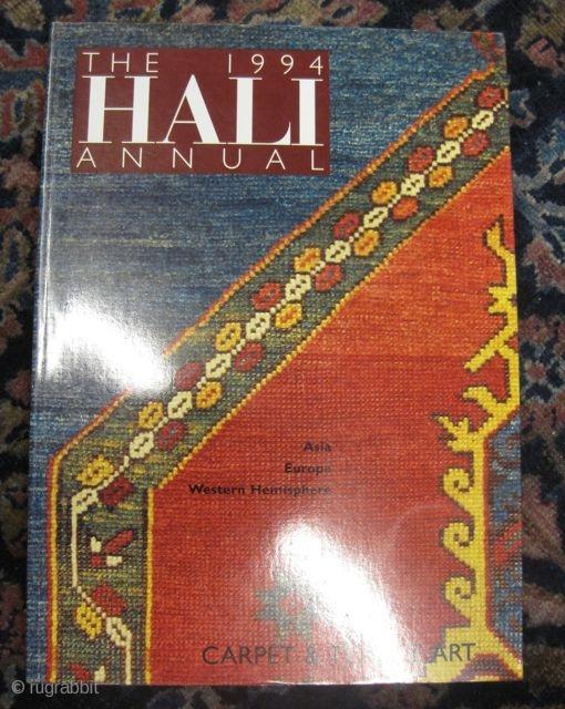 The Hali annual 1994.