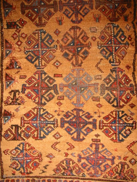 A Baluch with wobbly elements