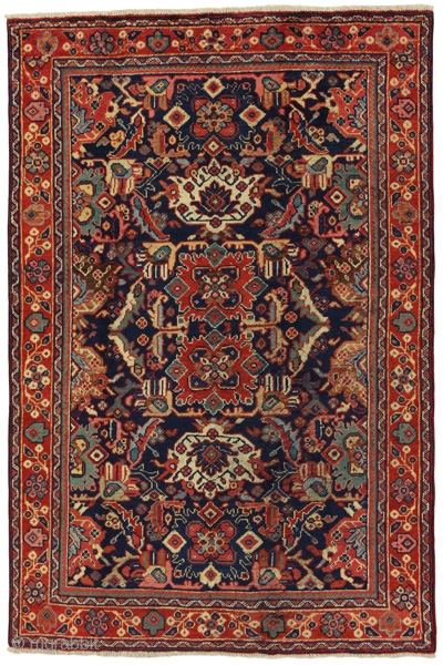 Sultanabad - old Persian Carpet 