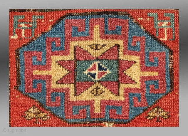 Caucasian Rug, 19th Century