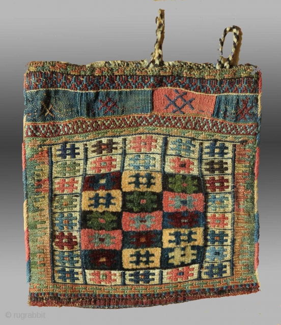 "Shahsevan ""mixed technique"" Chanteh, NW Persia, 19th c.
