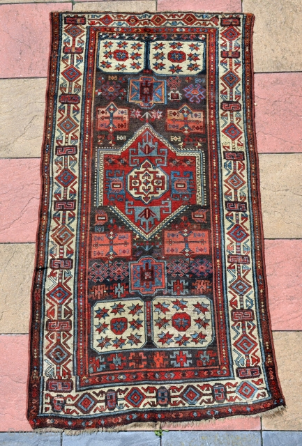 East Anatolian Rug   Literature: Featured in Hali Magazine, issue 52, vol.12, no.4, August 1990, p. 177; for a similar example see Von Konya Bis Kokand, Rare Oriental Carpets, Eberhart Herrmann, Vol. 3,  ...