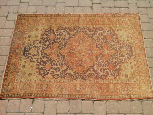 Antique Kayseri rug.
