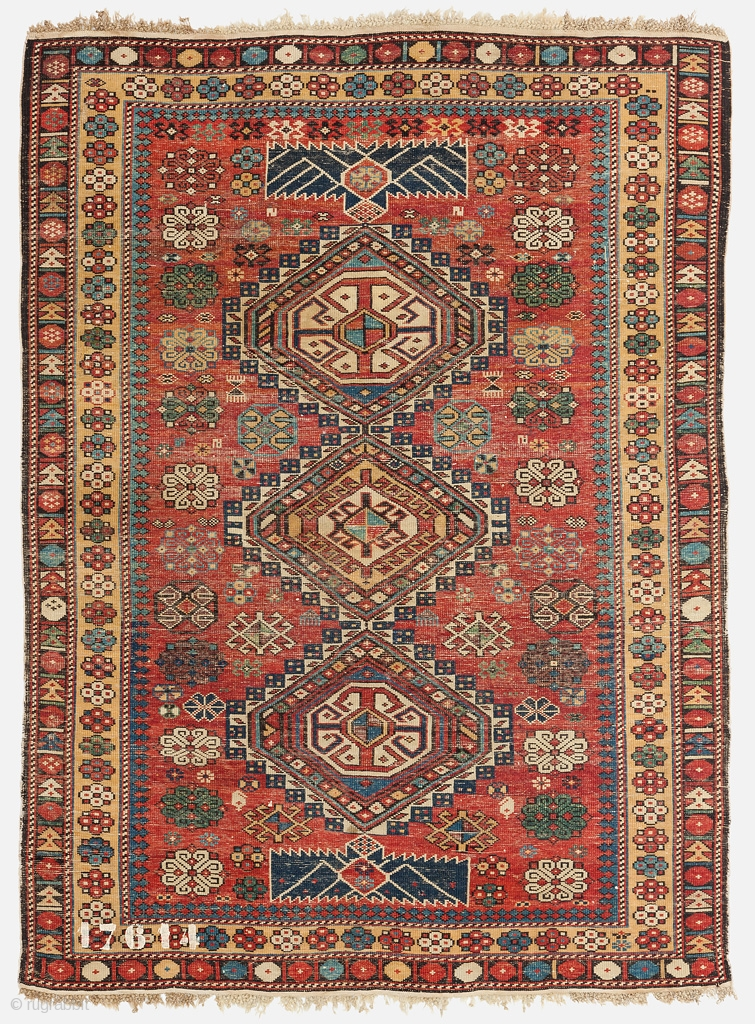 shirvan rug late 19th century very good condition all natural colours size 148 x 110 cm. Black Bedroom Furniture Sets. Home Design Ideas