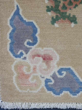 Tibetan Khaden Rug