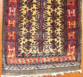 Old Baluch Balısh  Size.80x42cm