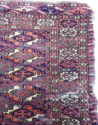 Antique Türkmen Tekke Chuval