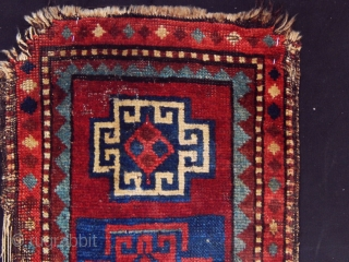 Antique East Anatolian Savak Yastık 