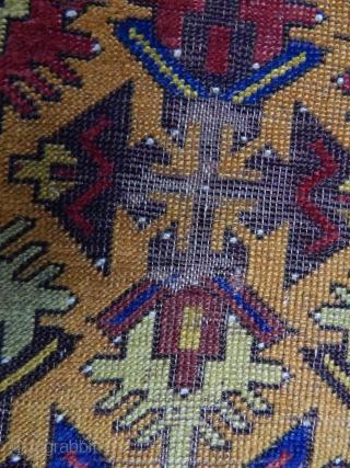 Antique Anatolian Aksaray Rug Fragment  size.150x80cm