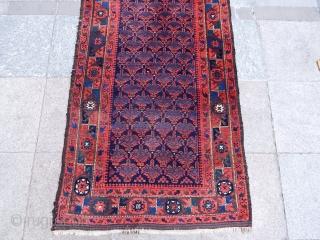 Antique Baluch Runner Rug size.280x90cm