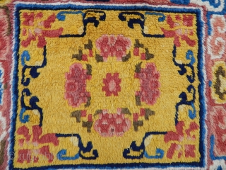 Antique Chinese Rug Bagface