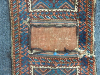 Old Baluch saddlebag
