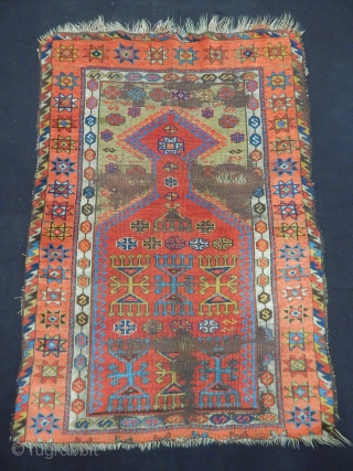 East Anatolian Prayer Carpet
