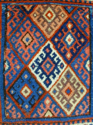 superior and early Jaf Kurdish bag face. 