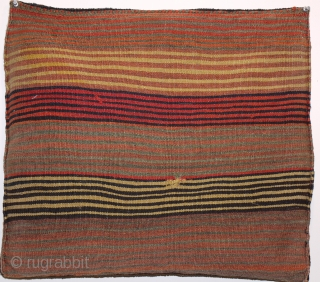 nice antique Luri saddlebag ca 1900 size 60 x 50 cm. 