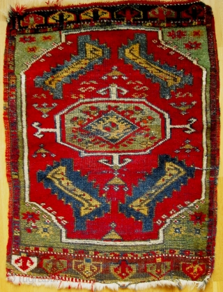 A 19th Century Anatolian Yastik 