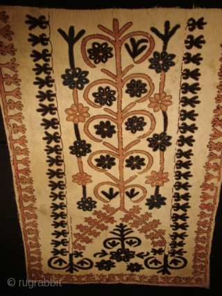 Kyrkyz Yurt decoration.