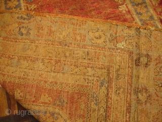 3' 1'' x 4' 10'' 18th Century Turkish Prayer Rug