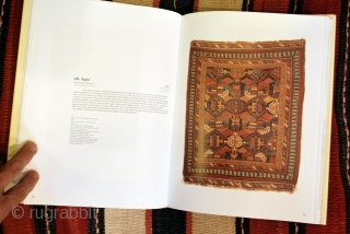 Tanavoli, Parviz. Afshar, Tribal Weaves from Southeast Iran.  Hard-bound with dust-jacket, 256 pages, 131 colour plates, 10 black/white.