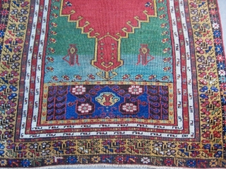 Konya rug 1,20*1,75 Good colors