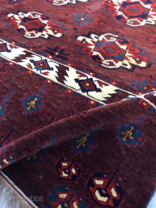 Yomut Turkmen Main Carpet Coming Up At Chrisitie S London