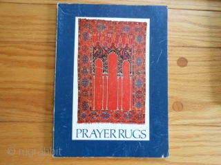 4 Oriental Rug Books: