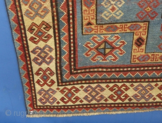 Classic Antique Kazak Karachopf, 