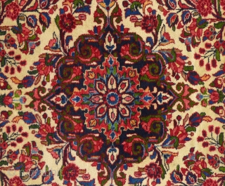 """Persian Borchalou, 83"""" X 52"""", Excellent Condition. SOLD"""