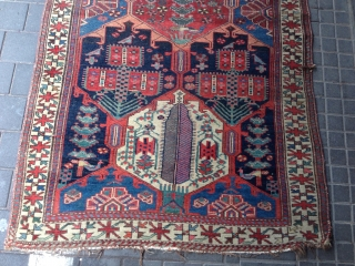 Bahtiar ? rug antiqe size:208x122-cm good price ask