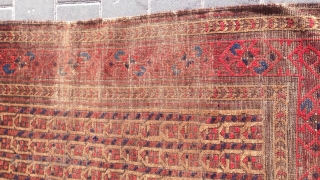 Baluch mint condition size:145x93-cm