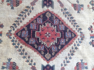 Persian afshar size:190x150-cm please ask