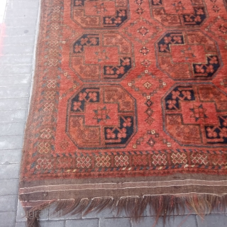 Afghan ersari size:295x185-cm please ask