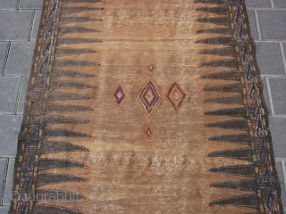 sofre kilim size:250x83-cm / 98.4x32.6-inches ask
