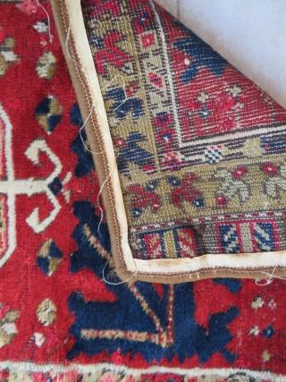 Antique anatolian yastik  96 x 50 cm