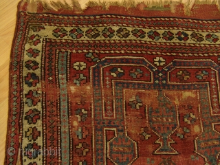 Bergama. Production date is around 1800