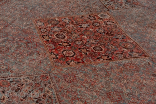 Mahal Carpet