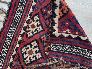 Qashqai Kilim rug size 80&86 cm including shipping $ 200