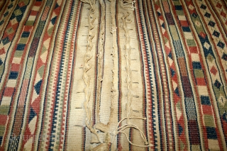Camel Trapping Bag From Thar Desert Region near Jaisalmer Rajesthan India.C.1900.Its size is 63cm X 144cm.(DSE03040).
