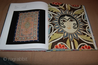 Beautiful and a complet catalogue of an Exhibition, Islamic embroidery, I bought few catalouges on my trip back from Dubai, very heavy one, i couldnt bought more so i have just few  ...